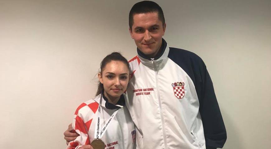 Ines Grdenić brončana na Europskom prvenstvu