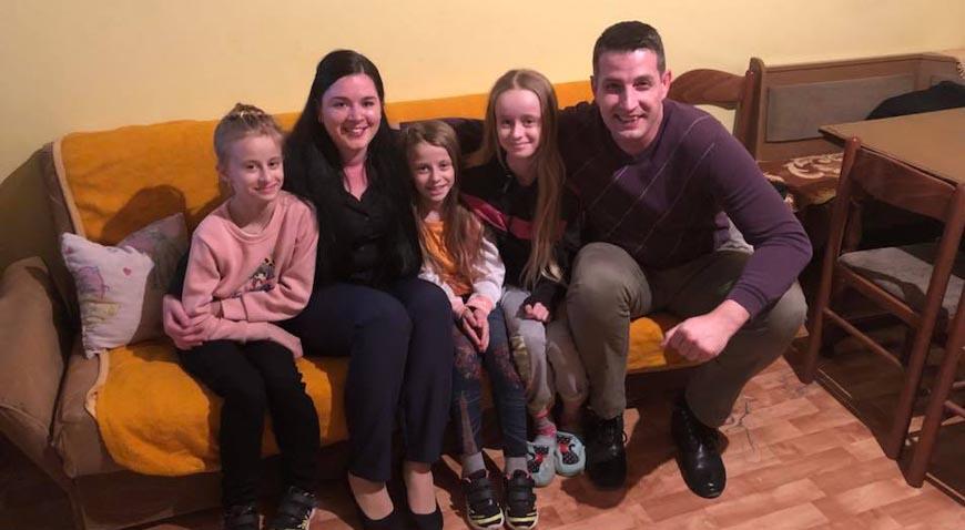 Općinsko vodstvo iznenadilo obitelj Klasić iz Vukšinca