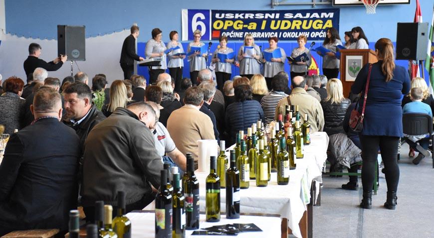 Uskrsni sajam u Dubravici stekao je svoju prepoznatljivost