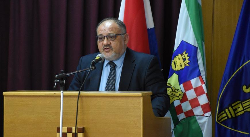 Izvješće o radu gradonačelnika Nenada Paniana prihvaćeno jednoglasno