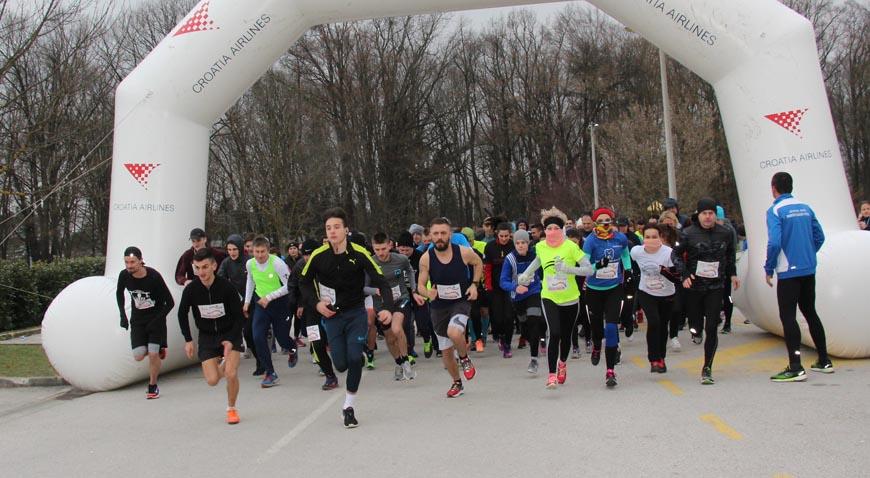 Stotine trkača u utrci za pomoć Patriku Vidoviću