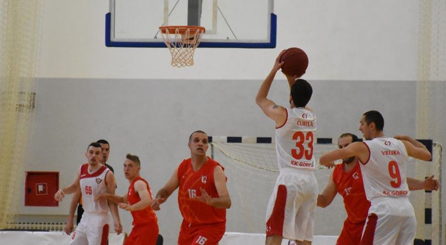 FOTO: Uvjerljivom pobjedom košarkaši Gorice proslavili naslov prvaka