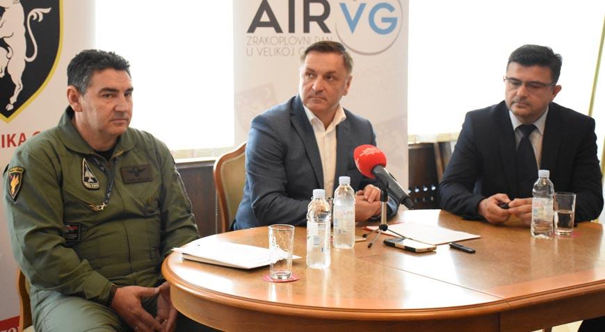 AIRVG 2018- Zrakoplovni dan u Velikoj Gorici