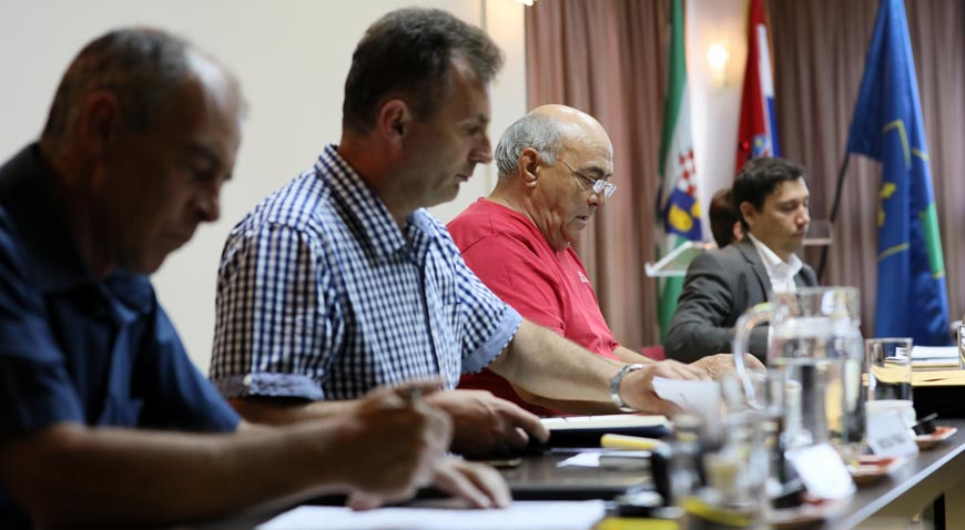 Donesen Plan gospodarenja otpadom Općine Križ za razdoblje do 2022. godine