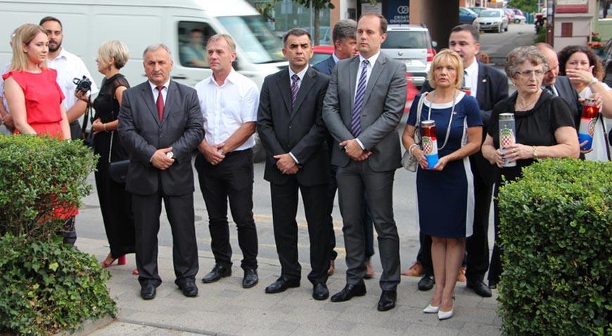 FOTO: Jastrebarsko proslavilo 139. obljetnicu rođenja dr. Vladka Mačeka
