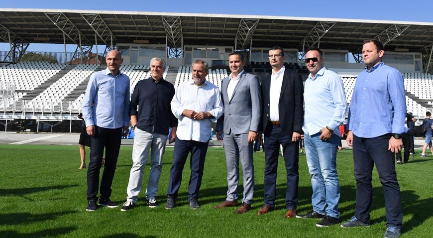 Stadion u Kranjčevićevoj ulici dobio novi travnjak