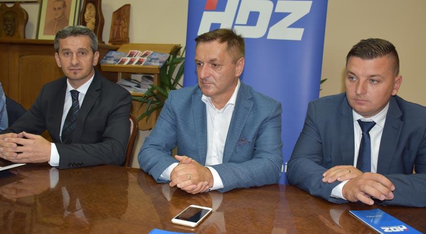 FOTO: Načelnik Općine Krašić Josip Petković Fajnik pristupio HDZ-u