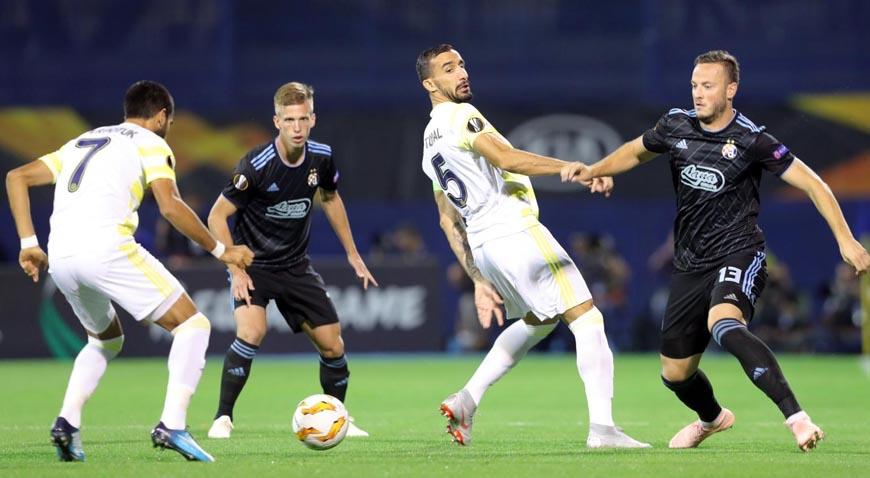 Dinamo pobjedom na Fenerbahçeom krenuo u Europa ligu