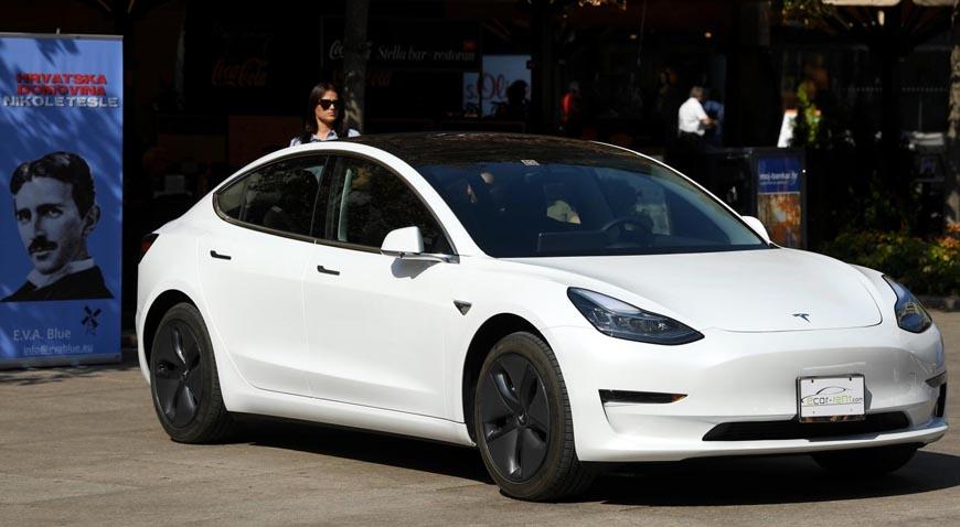 Zagreb prvi europski grad u kojemu je predstavljen Tesla Model 3