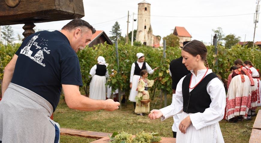 Obran Gradski vinograd na vrh Martin Brega