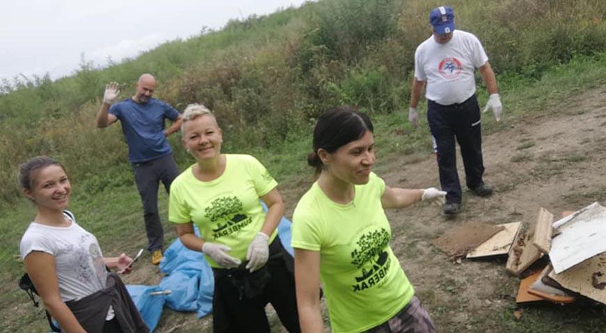 Uspješno održana Zelena čistka u šumi Gović