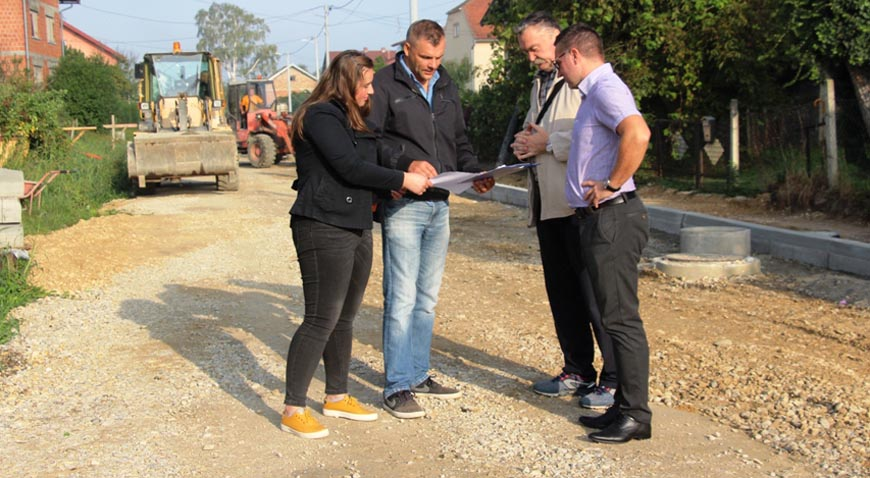 Do kraja rujna reciklažno dvorište u Andrilovcu započet će s radom