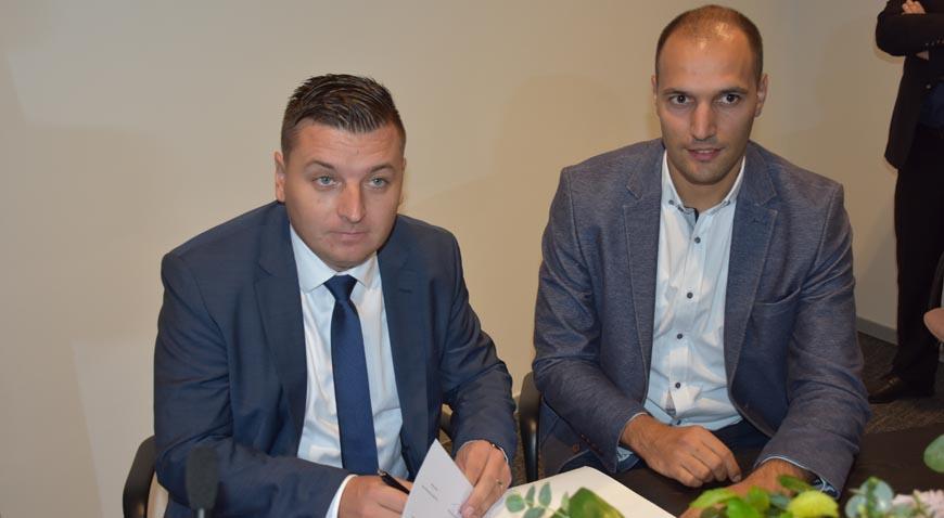Rugvica i Stari Grad potpisali Povelju o prijateljstvu