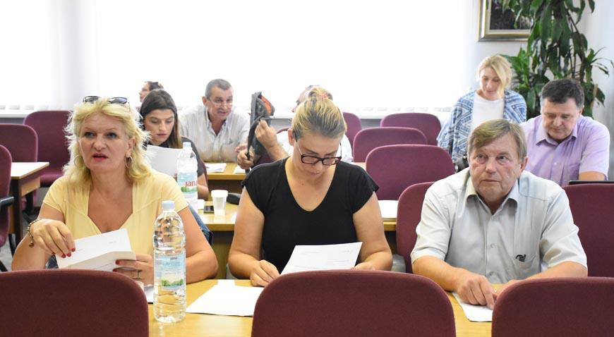 Vijećnici bez većih zamjerki usvojili izvješće o radu gradonačelnika Nenada Paniana