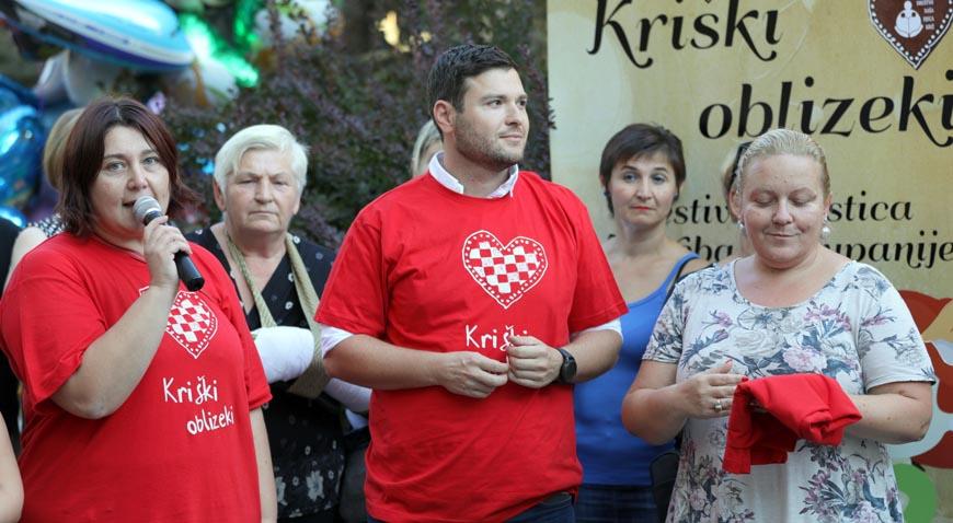 FOTO: Križ je bio najslađe mjesto Zagrebačke županije