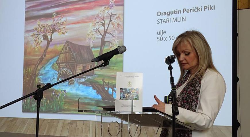 Humanitarnom aukcijom slika prikupljeno 40 tisuća kuna