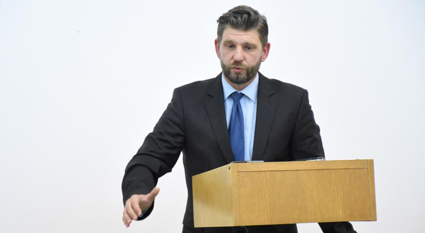 Zašto Dražen Sudinec ne može dobiti tonske zapise sjednica Gradskog vijeća?