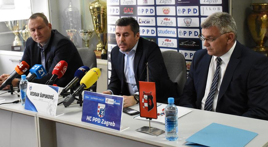 PPD Zagreb i HRK Gorica potpisali ugovor o poslovno sportskoj suradnji