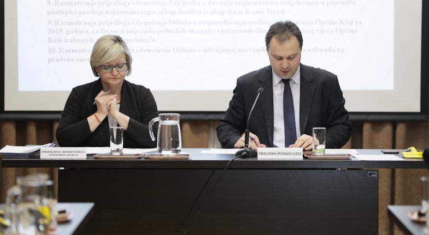 """Općina Križ  spremna za projekt """"Rada za opće dobro bez naknade"""""""