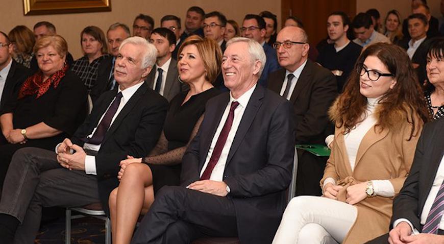 Zagrebačka županija orijentirana je prema investicijama