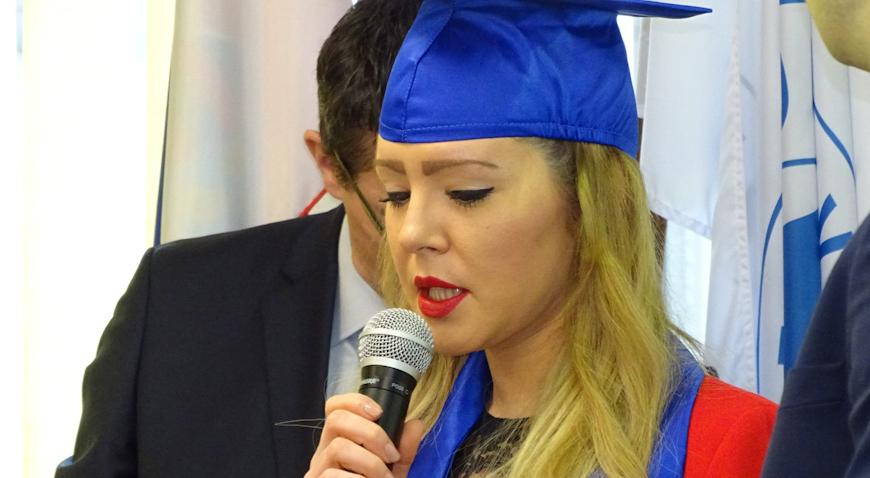 Na Baltazaru promovirana nova generacija studenata