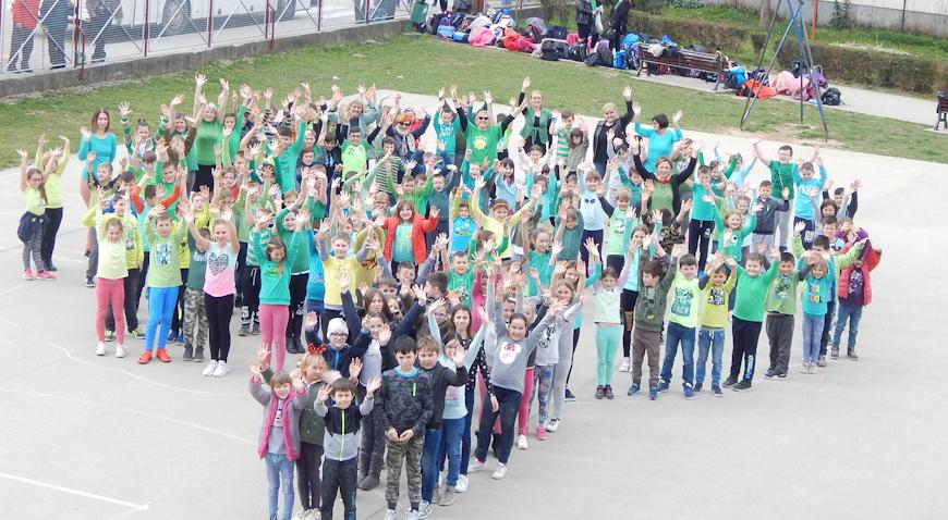 I Osnovna škola Dubrava dio protesta protiv klimatskih promjena