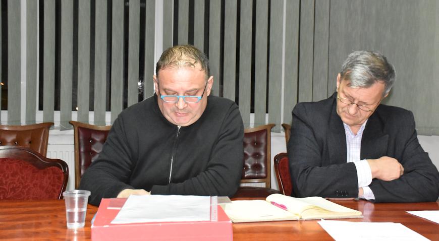 FOTO: Darku Rajtaru četverogodišnji mandat na čelu Sportske zajednice Općine Dubrava