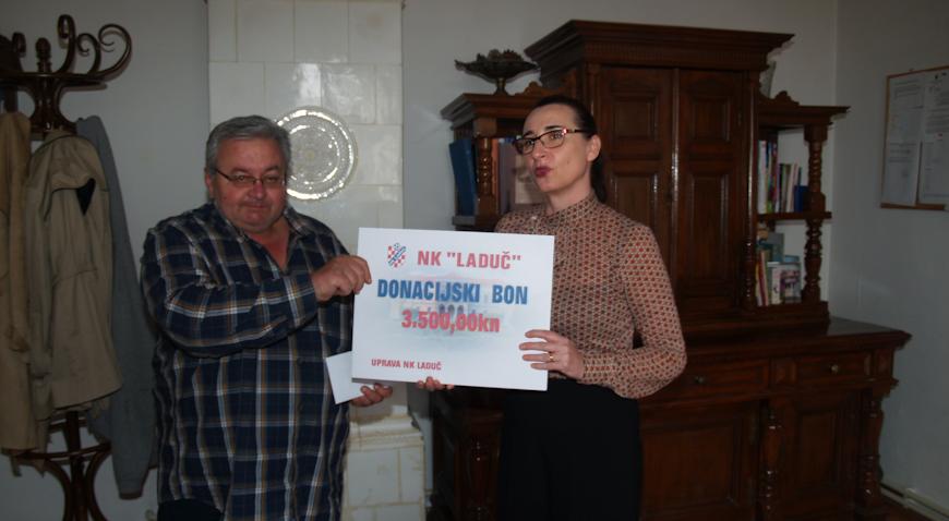 Malonogometnim turnirom za Dječji dom Laduč prikupili 3 500 kuna