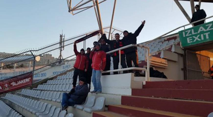 Šljakeri i Good Boysi neizostavni su dio svake utakmice HNK Gorice