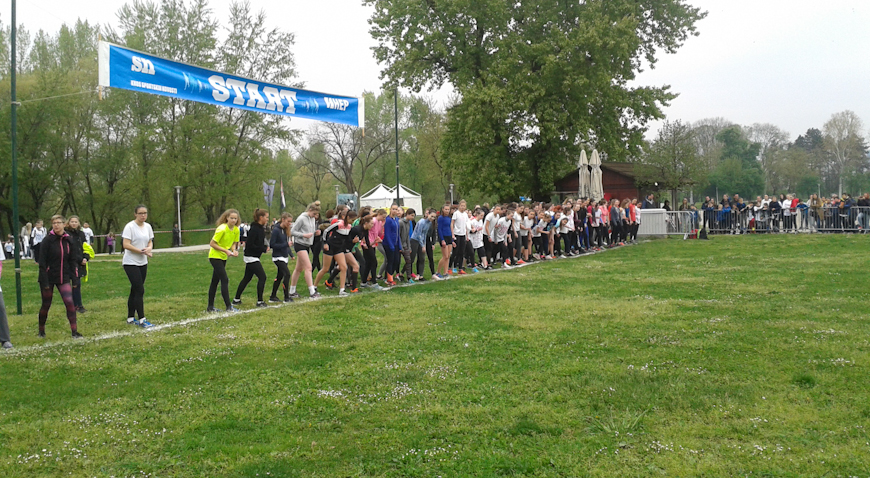 KROS SPORTSKIH NOVOSTI: Bundekom je trčalo više od 3 000 mladih sportaša
