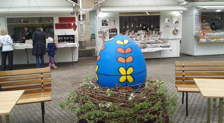 Posjetite Uskrsni sajam na Trgu bana Jelačića