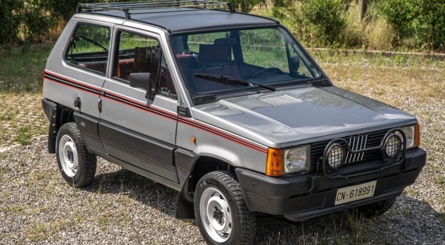 Fiat Panda ukradena na području Gvozda pronađena na vrbovečkom kraju