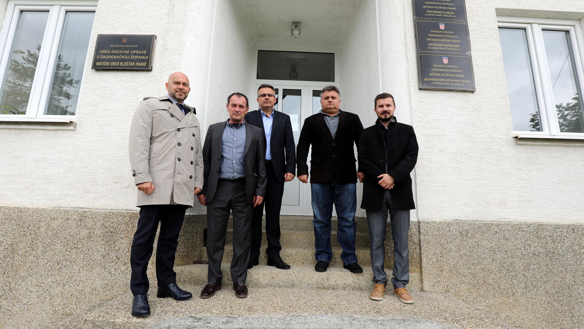 Općinsku zgradu u Kloštru uskoro očekuje energetska obnova