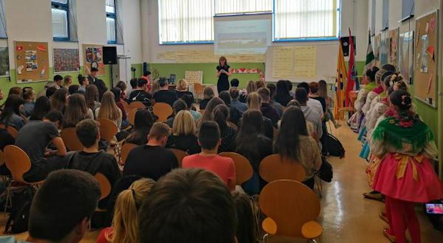 Novi Erasmus projekt u Srednjoj školi Ban Josip Jelačić