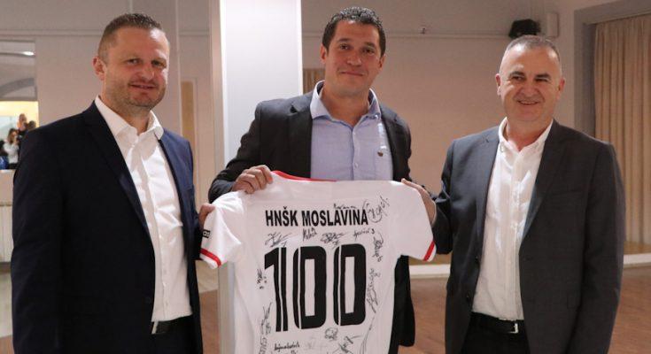 HNK Gorica uveličala 100-ti rođendan Moslavine