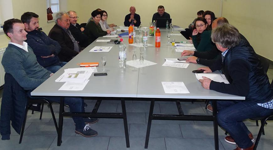Vijećnicima predstavljen izgled nove škole