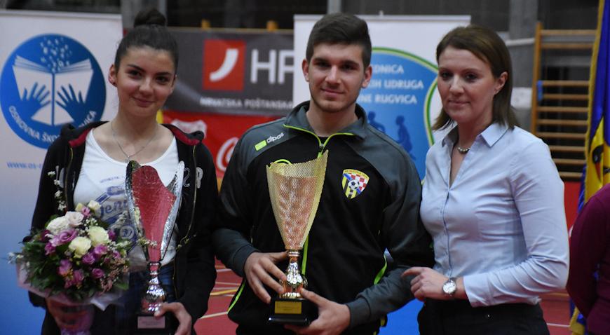 Marija Pavić i Ivan Kuprešak najbolji sportaši, ŽRK Rugvica najuspješniji kolektiv