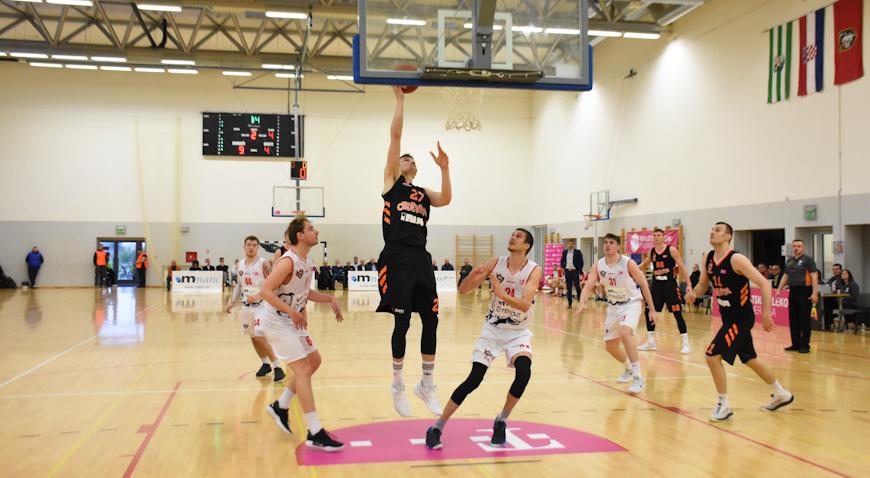 FOTO: Cedevita prekinula seriju košarkaša Gorice