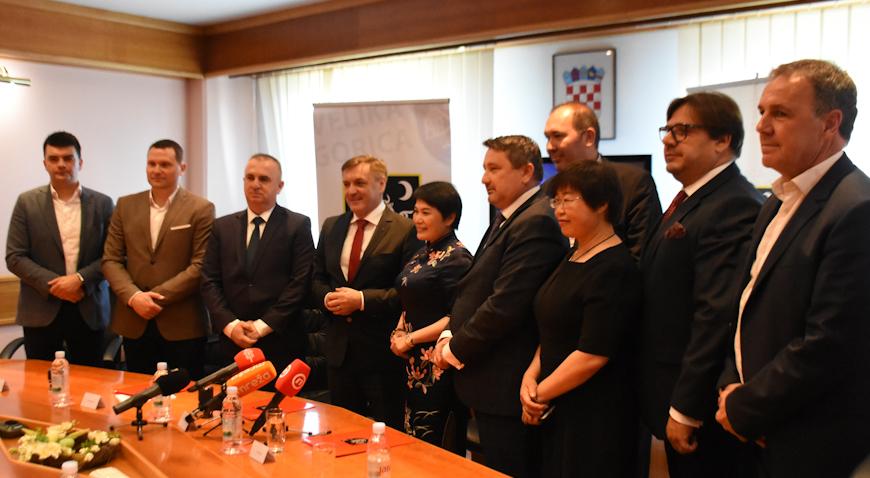 Potpisani Sporazum prvi korak prema realizaciji stadiona u Velikoj Gorici