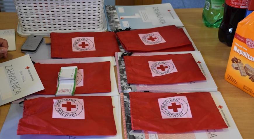 Prvog dana prikupljene 134 doze krvi
