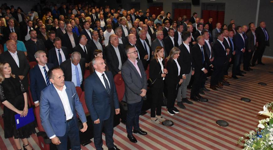 FOTO: Dominacija u cijelome desetljeću HDZ-a u Velikoj Gorici plod je kvalitete