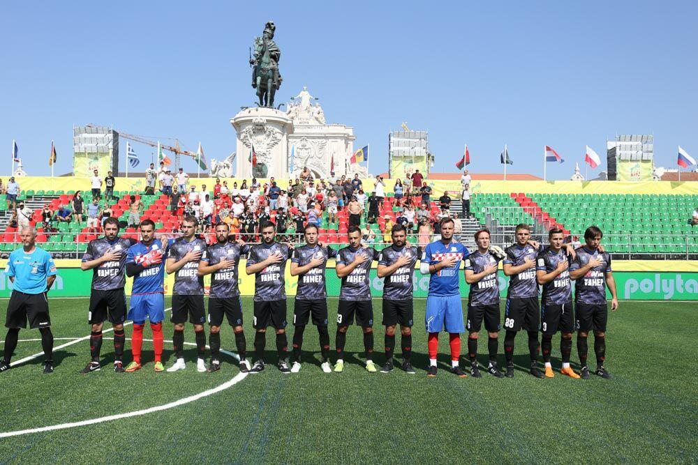 Hrvatska malonogometna reprezentacija spremna za Adria Cup