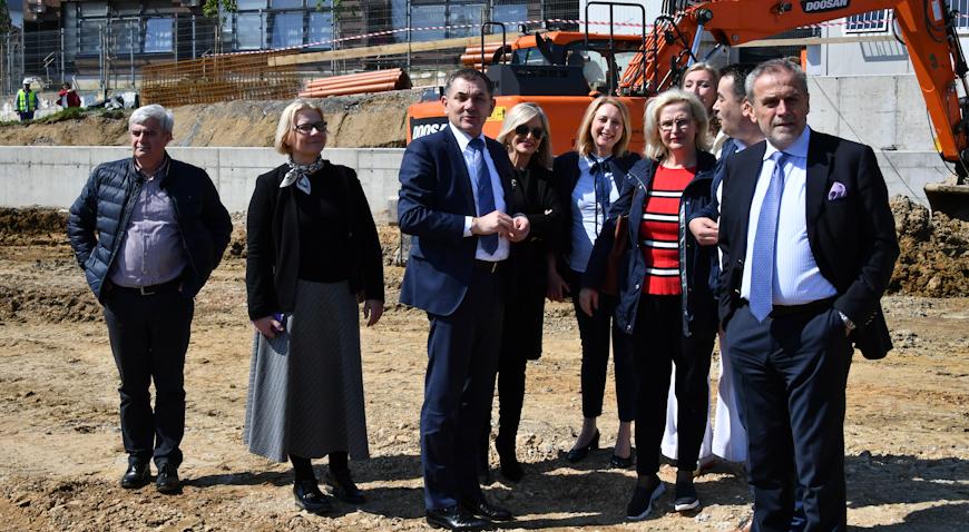Mjesni odbor Bukovac dobio novi objekt, a OŠ Remete dobiva novo sportsko igralište