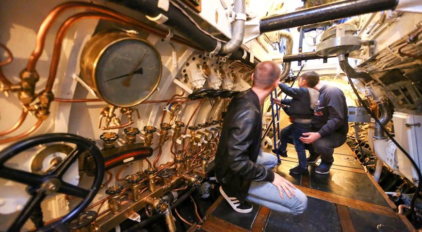 VIDEO: Muzej Nikola Tesla omogućio ulazak u podmornicu proizvedenu 1943. godine
