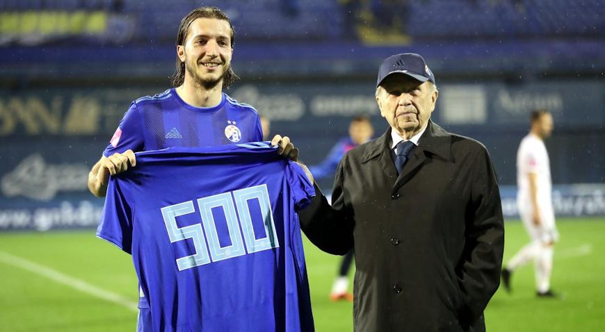 Ivan Šunjić strijelac Dinamovog 500. gola u Kupu