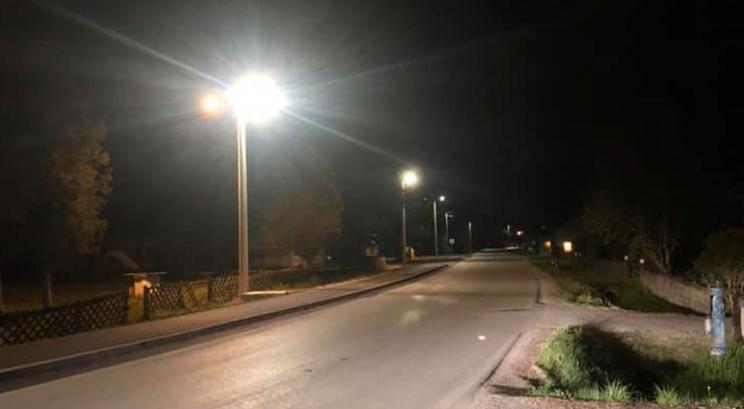 STIGLA LED RASVJETA – Obedišće i Ježevo prvi zasvijetlili novom tehnologijom