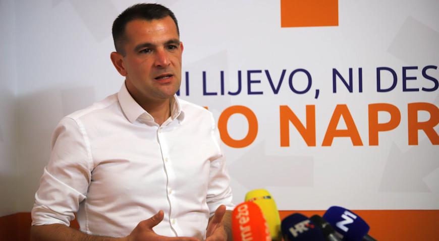 Matija Posavec: Najjača smo liberalna lista u Hrvatskoj