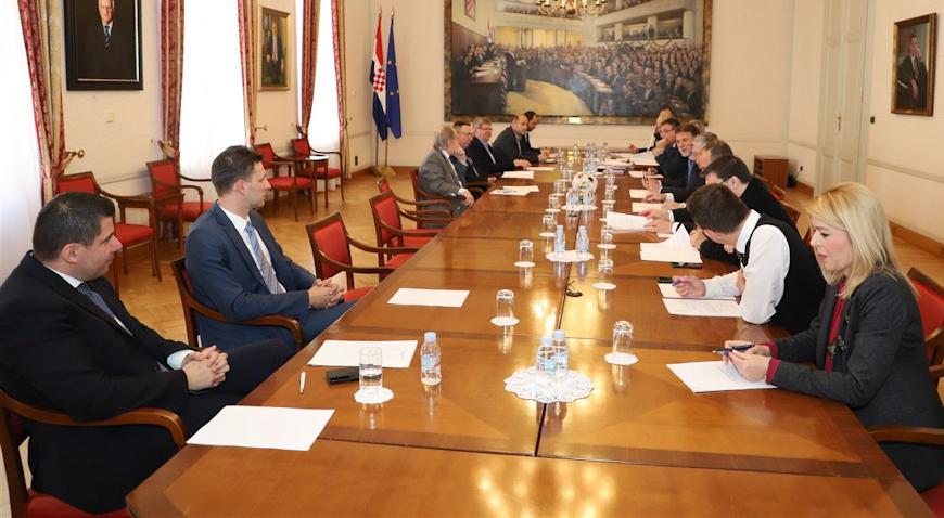 Sabor će zasjedati od 24. travnja do 12. srpnja