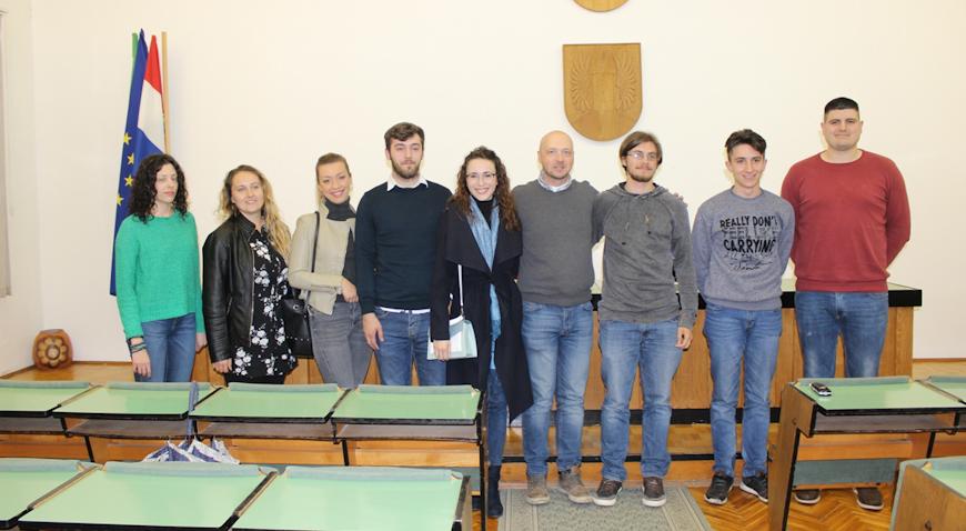 Nirvana Sesvečan nova predsjednica Savjeta mladih Grada Vrbovca