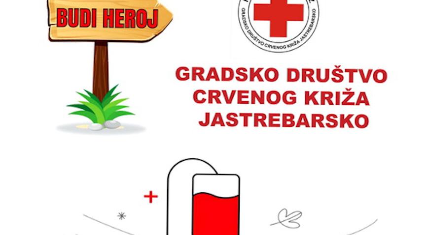 Sljedeći tjedan akcija darivanja krvi